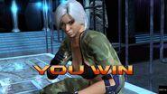 -PS4- - Claire - Virtua Fighter 5 Final Showdown - Vanessa Arcade Playthrough 0219