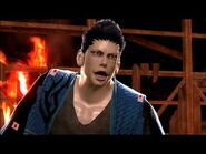 Virtua Fighter 5 Final Showdown - Goh Hinogami (Game Over & Continue)