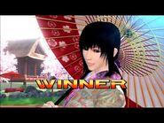 Virtua Fighter 5 Final Showdown - Aoi Umenokoji (Intros & Win Poses)