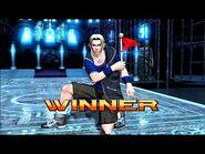 Virtua Fighter 5 Final Showdown - Lion Rafale (Intros & Win Poses)