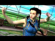 Virtua Fighter 5 Final Showdown - Pai Chan (Game Over & Continue)