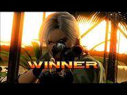 Virtua Fighter 5 Final Showdown - Vanessa Lewis (Intros & Win Poses)