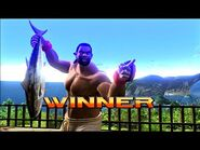 Virtua Fighter 5 Final Showdown - Jeffry McWild (Intros & Win Poses)