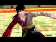Virtua Fighter 5 Final Showdown - Aoi Umenokouji (Game Over & Continue)