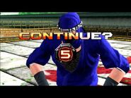 Virtua Fighter 5 Final Showdown - Kage-Maru (Game Over & Continue)
