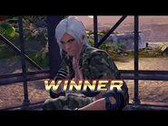 Virtua Fighter 5 Ultimate Showdown - Vanessa Lewis (Intros & Win Poses)