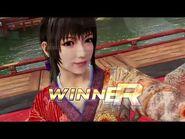 Virtua Fighter 5 Ultimate Showdown - Aoi Umenokoji (Intros & Win Poses)
