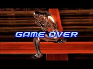 Virtua Fighter 5 - Dural (Game Over & Continue)