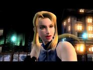 Virtua Fighter 5 Final Showdown - Sarah Bryant (Game Over & Continue)