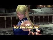 Virtua Fighter 5 Ultimate Showdown Sarah Bryant Intros & Win Poses