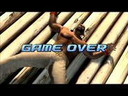 Virtua Fighter 5 - Jeffry McWild (Game Over & Continue)