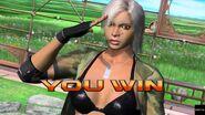 -PS4- - Claire - Virtua Fighter 5 Final Showdown - Vanessa Arcade Playthrough 1397