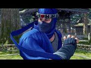 Virtua Fighter 5 Ultimate Showdown - Kage-Maru (Game Over & Continue)