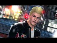 Virtua Fighter 5 Final Showdown - Jacky Bryant (Game Over & Continue)