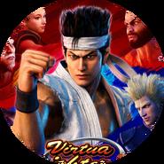 Virtua Fighter 5 Ultimate Showdown Button