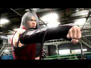 Virtua Fighter 5 Final Showdown - Jean Kujo (Game Over & Continue)