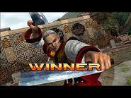 Virtua Fighter 5 Final Showdown - Lau Chan (Intros & Win Poses)