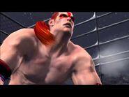 Virtua Fighter 5 Final Showdown - Wolf Hawkfield (Game Over & Continue)