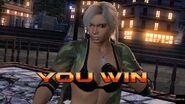 -PS4- - Claire - Virtua Fighter 5 Final Showdown - Vanessa Arcade Playthrough 0416