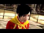 Virtua Fighter 5 Final Showdown - Eileen (Game Over & Continue)