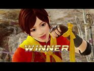 Virtua Fighter 5 Ultimate Showdown - Eileen (Intros & Win Poses)