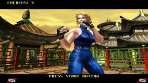 ARC Virtua Fighter 4 Intro