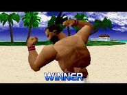 Fighters Megamix - Jeffry (Win Poses)
