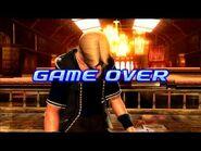 Virtua Fighter 5 - Lion Rafale (Game Over & Continue)