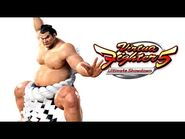 Virtua Fighter 5- Ultimate Showdown OST - Sumo Ring Stage - Taka-Arashi Theme