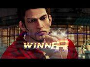 Virtua Fighter 5 Ultimate Showdown - Brad Burns (Intros & Win Poses)