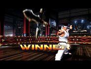 Virtua Fighter 5 Final Showdown - Akira Yuki (Intros & Win Poses)