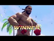Virtua Fighter 5 Ultimate Showdown - Jeffry McWild (Intros & Win Poses)
