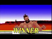 Virtua Fighter Remix - Jeffry (Win Poses)