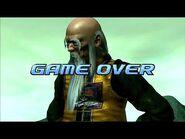 Virtua Fighter 5 - Shun Di (Game Over & Continue)