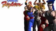 Virtua Fighter OST Theme of Kage
