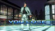 Virtua Fighter 5 FS Losing Animations Pt