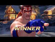 Virtua Fighter 5 Ultimate Showdown - Wolf Hawkfield (Intros & Win Poses)