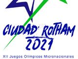 XII Juegos Olímpicos Micronacionales