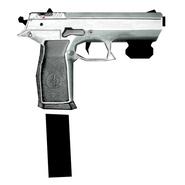 Jericho handgun redirect