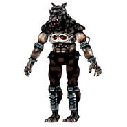 Lycanthrope redirect