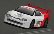 Honda NSX front redirect