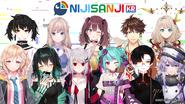 Nijisanji KR Lineup August 2020