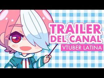 【VTUBER】Trailer_actualizado_del_canal!_😎