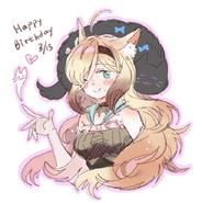 LadyHatsuu - Birthday