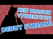 -Vtuber- New Dragon Girl VTuber debut?!?!