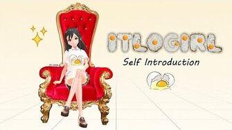 【Self_Introduction】ITLOGIRL_Vtuber
