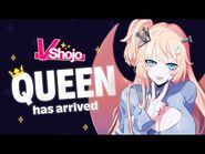 Your New VTuber Queen Is Here! & I Have An Announcement! -Vshojo