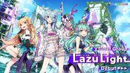 LazuLight Debut Promo