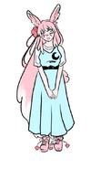 Aquakwa's original character design