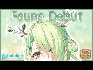 【DEBUT_STREAM】Mama_Nature_🌿_-hololiveEnglish_-holoCouncil